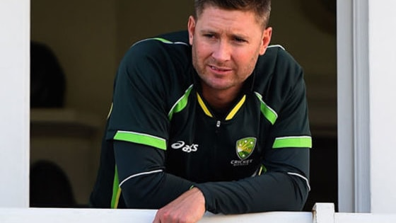 Michael Clarke announced his retirement from international cricket and The Oval Test will be the final one of his career.