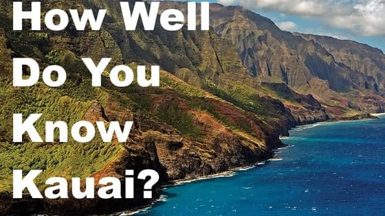 Have you heard about the beautiful Hawaiian island of Kauai? Take this quiz to show your knowledge or learn more about things to do in Kauai and you might be one step closer to identifying your dream vacation. From the Kalalau Valley Lookout to Kee beach, your island adventure can begin with one of our Kauai vacation packages.