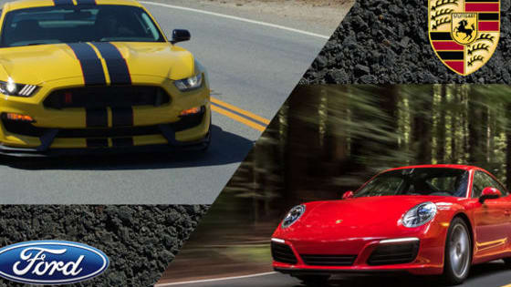 Which of these ultra-high-performance sports cars would YOU rather call your own?