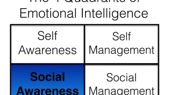 Find out how good your social awareness skills are!