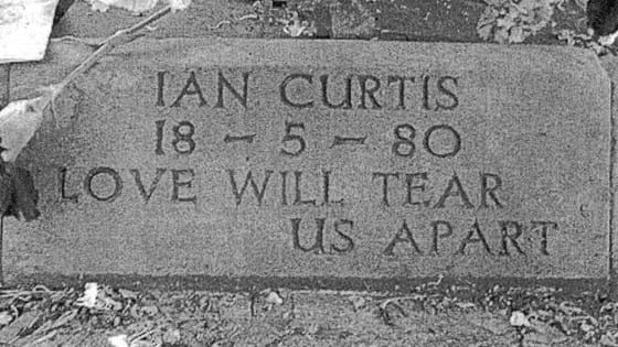On what would have been Ian Curtis's 60th birthday, we ask: do you know the words to his most famous song off by heart? Just pick the correct missing word.