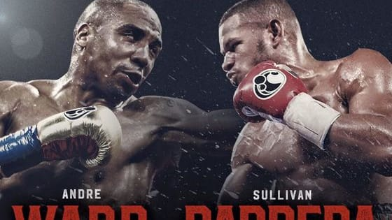 Vote on who you think will win the March 26 matchup between Andre Ward and Sullivan Barrera.
