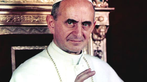 "In 1968, Pope Paul VI wrote an encyclical entitled ""Humanae Vitae,"" or ""Human Life."" It introduced concepts that were not popular in the world view of the culture, nor was it what they were hoping to hear.  Yet Pope Paul VI's writing rings true even to today."