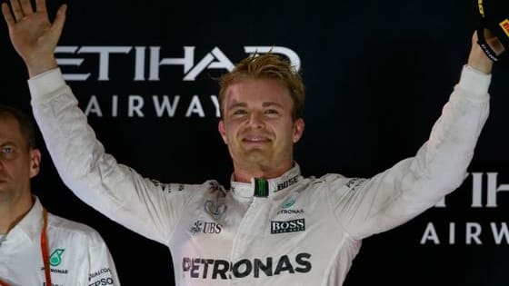 With the Formula One world in shock at Nico Rosberg's retirement as reigning champion, it opens up a huge opportunity to join Mercedes for 2017.