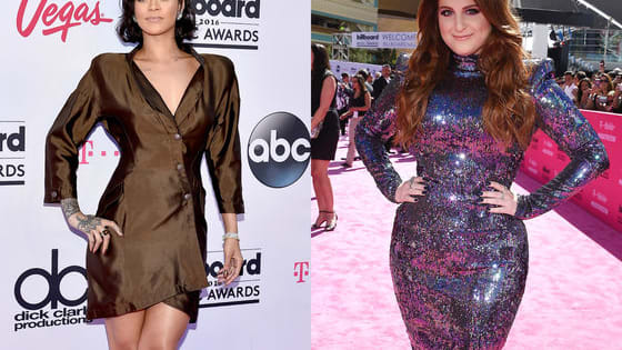 Upvote for who YOU think was the worst dressed at the 2016 Billboard Music Awards!