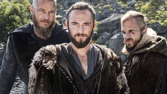 Take a look at the faces of the actors behind the blood and beards of the Vikings on HISTORY. Series 3 starts Tuesday 24th May at 10pm on HISTORY. Sky 529 | Virgin 270 | BT 327 | TalkTalk 327