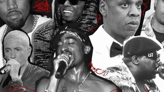 It's time to find out which of rap's all-time greats your personality matches up with.