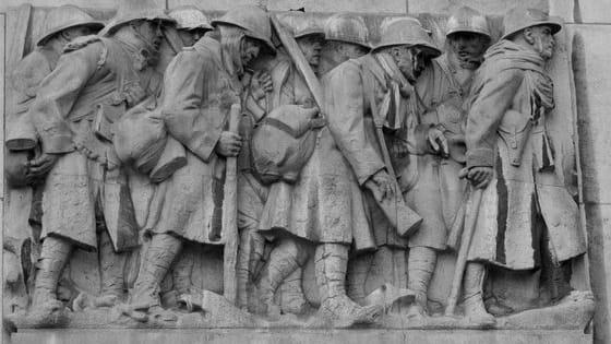 World War I was seen as the war to end all wars. It marked a turning point in world history and changed the landscape of the maps. Most historical events of the 20th century can be traced back to it, so why don't we talk about it?