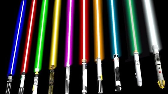 You feel a calling from the Force. It has chosen you to become one with it. Now you must look deep inside yourself, trust your instincts, and find your destiny!  This quiz will help you determine not only your lightsaber color, but also what role you would play in the Star Wars universe!