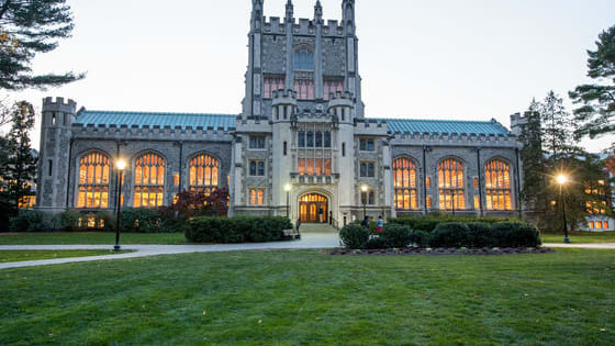 Test your knowledge of Vassar College trivia