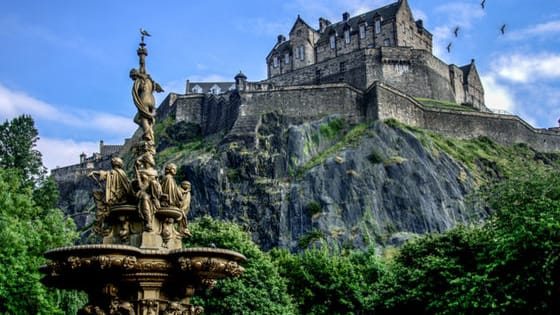 We could all point out the castle blindfolded, but can you correctly identify where these other Edinburgh landmarks can be found?