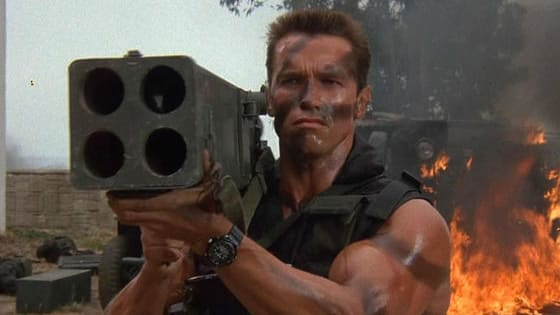 Arnold Schwarzenegger has delivered many a great one-liner - but can you name the films behind them?