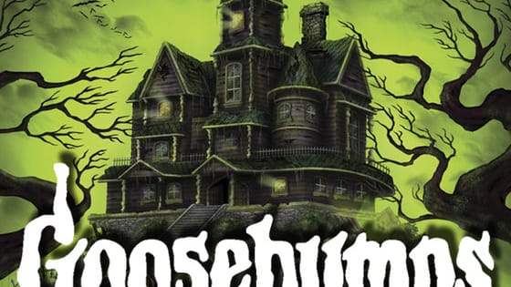 Match the title of the show to the image from the Goosebumps series.