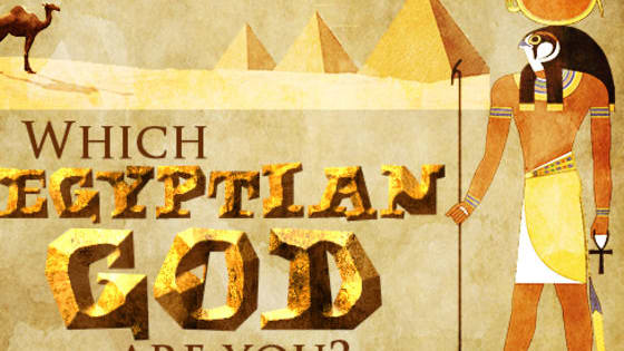 find out what Egyptian God/Goddess you are by answering this quiz!
