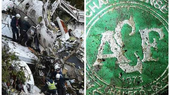 A charter plane carrying 81 people, including the Brazilian Chapecoense soccer team, its coaching staff, several journalists, and flight crew, crashed on route to Medellin, Colombia, leaving only five survivors and crushing the hearts of thousands of fans.