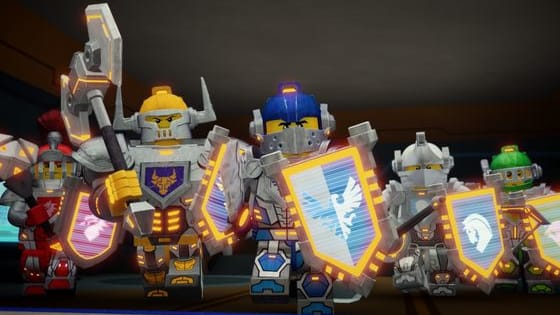 Find out which LEGO NEXO Knight character you are and join the battle to protect the kingdom from Jestro and the Book of Monsters!  Catch LEGO NEXO Knights: Season One on DVD on 13th February.