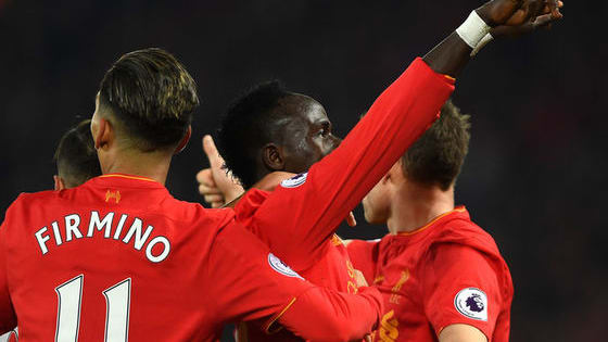 Sadio Mane scored both of the goals, but who produced the best display?