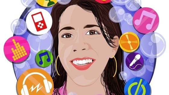 """Test your knowledge of POP Culture with Helen Doron Radio's music news pop expert, Neely!  Find out what your """"Pop IQ"""" REALLY is!"""