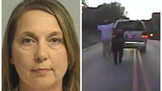 Tulsa Officer Betty Shelby has been charged with manslaughter after shooting and killing unarmed Terence Crutcher last Friday, but how do you feel about it?