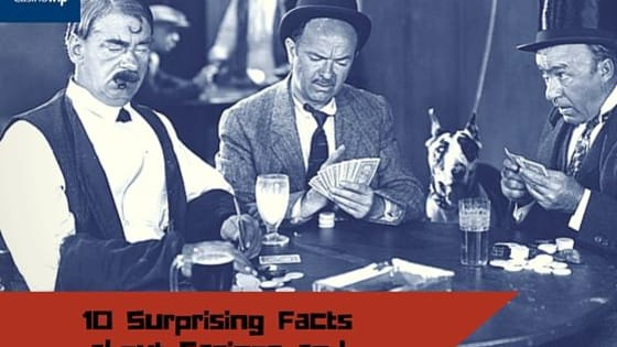 Gambling is a social activity that goes back to ancient history. CasinoTrip presents 10 facts about casinos. Tune in to learn about the evolution of the world of gambling. Let the games begin!