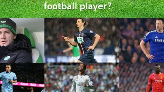 Here is our list of ten of the most arrogant and egotistical footballers out there, you decide who is the most arrogant!