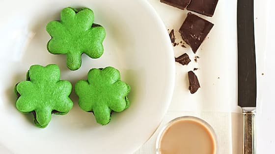Check out these yummy recipes to bring out the Irish in you!