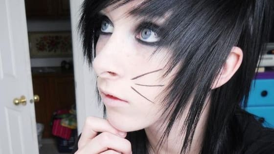 You shouldn't label yourself.... but i can! See if you are goth, scene, emo, skater, or alternative... Girl Version... but any guys wanna try, feel free!