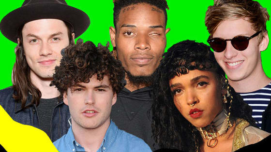 We have an excellent crop of ATW nominees this year. So, are you Fetty Wap, James Bay, George Ezra, Vance Joy or FKA Twigs?