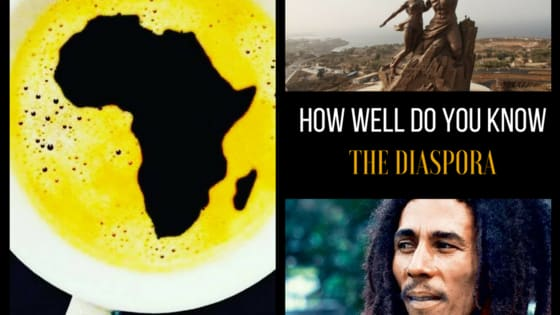 Test your knowledge of the African diaspora.