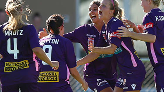 Regardless of the result on Sunday, it's been a successful season for our Glory W-League side.  Show us how closely you've been following the girls by answering some tough questions! Remember, the picture doesn't always tell the whole story! ;)
