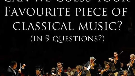 Are you a Mozart or a Mahler? A Bach or a Beethoven? We bet we can tell which piece of classical music is your fave...