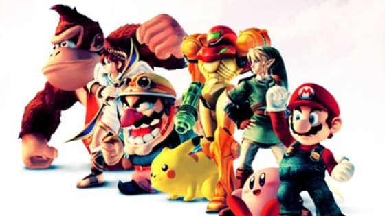 Let's see which character from Nintendo's game series' you are!
