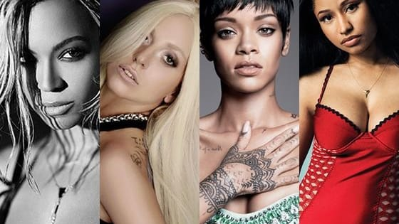 Are you Taylor? Or Rih? Maybe Beyonce? Find out!