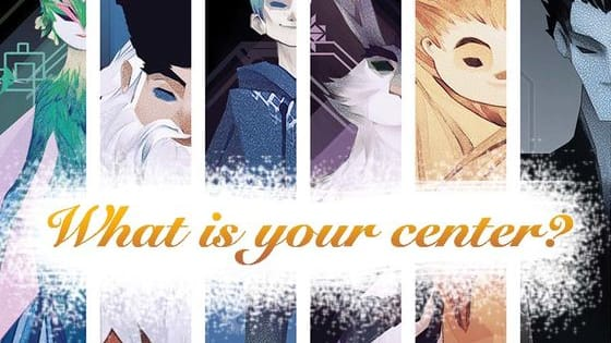 Inspired by the Rise of the Guardians, this quiz will try to find your center!