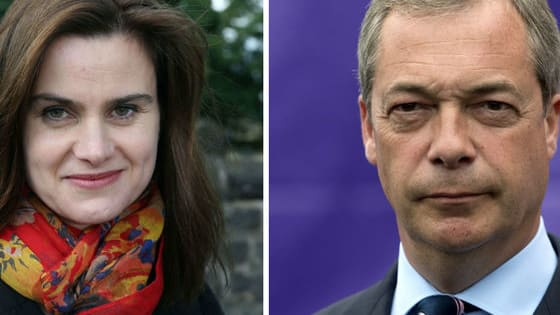 Should Farage take some responsibility for the tragedy? Have you say here!