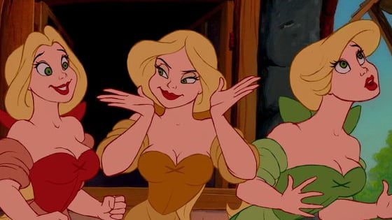 Which Disney blonde are you?  Take this quiz to find out!