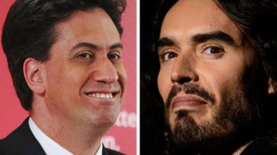We've all watched Ed Miliband and Russell Brand on The Trews by now, but who said what about politics during the political-titans' clash?   Want to join in on the fun? Check out biffed.co.uk.