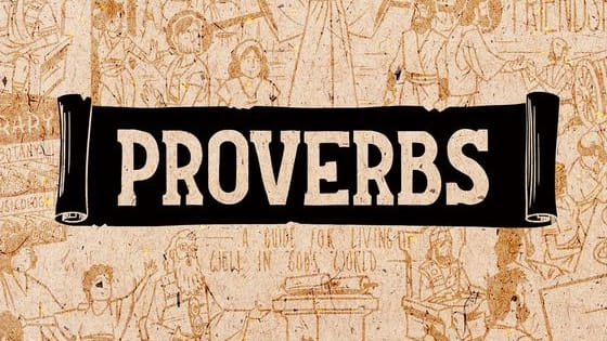 A proverb is a short, well-known saying stating a general truth or piece of advice. The English language is full of them - how many do you recognize?