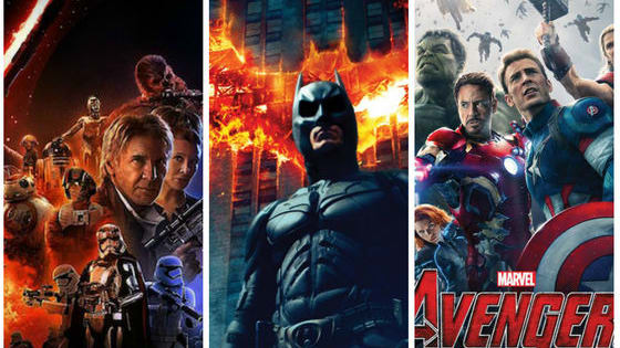 Warning; this list will make you want to watch all your favorite films!