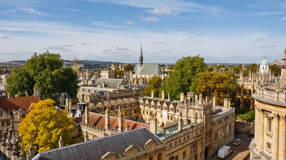 October 19 is Oxfordshire day. Test your knowledge and see how well you know Oxford and its rival university city of Cambridge in our quiz.