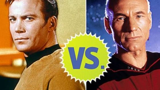 Which of these great captains is REALLY more in line with your own personal bravado?
