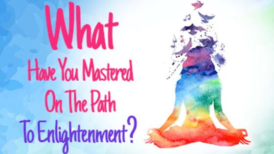 There are eight paths or steps on the way to enlightenment. Which one have you mastered? Let's find out!