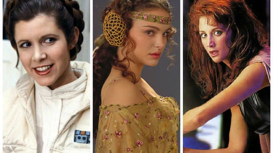 Are you more of a Padme, a Leia ? Or maybe Mara Jade? Take this quiz, and you will know !