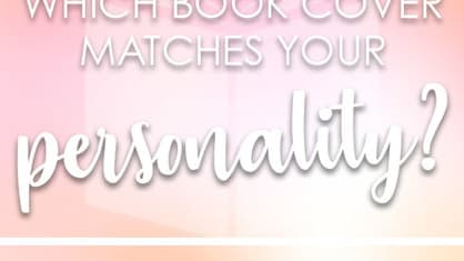 Find out what colors, what attitude, portray your personality the right way on your bookshelf! Take this quiz and we'll reveal which book cover is really you.