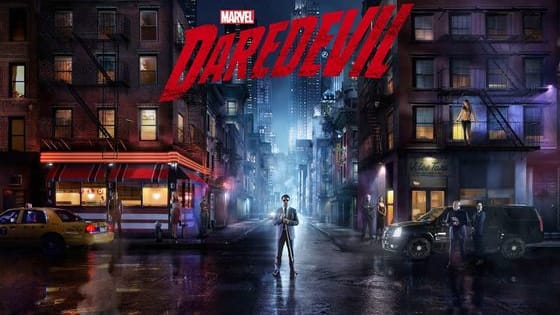 Who are you in Marvels daredevil, the netflix series