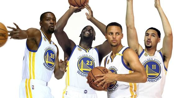 Are you more KD or Steph? What about Draymond? Find out with this quiz!
