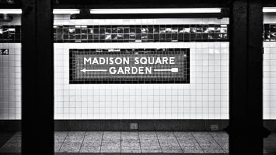 Do you know everything there is to know about The World's Most Famous Arena? Test your knowledge and see how much you really know about the greatest moments that have taken place at Madison Square Garden.