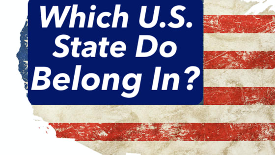 Ever think you should move out of town? If you could, which U.S. state should you move to? So many possibilities!