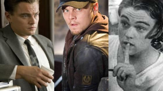 Leo finally won an Oscar!  Let's take a look back at all the amazing movies he's starred in!