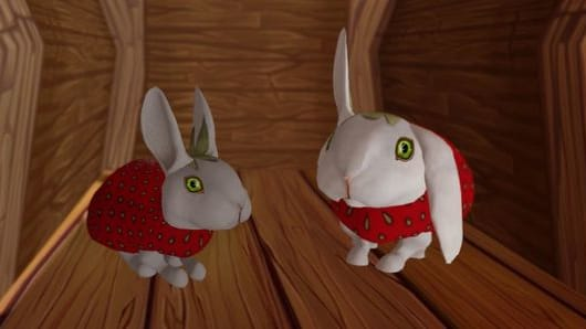 In a matter of hours every single bunny in the social video game Second Life will be dead from starvation.